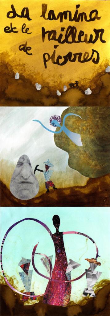 Illustrations du conte