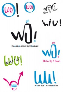 Logo WU! - Planche 2